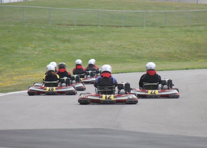 Karting Enduro Race Carfest